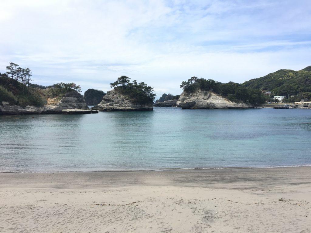 5月9日の乗浜海岸
