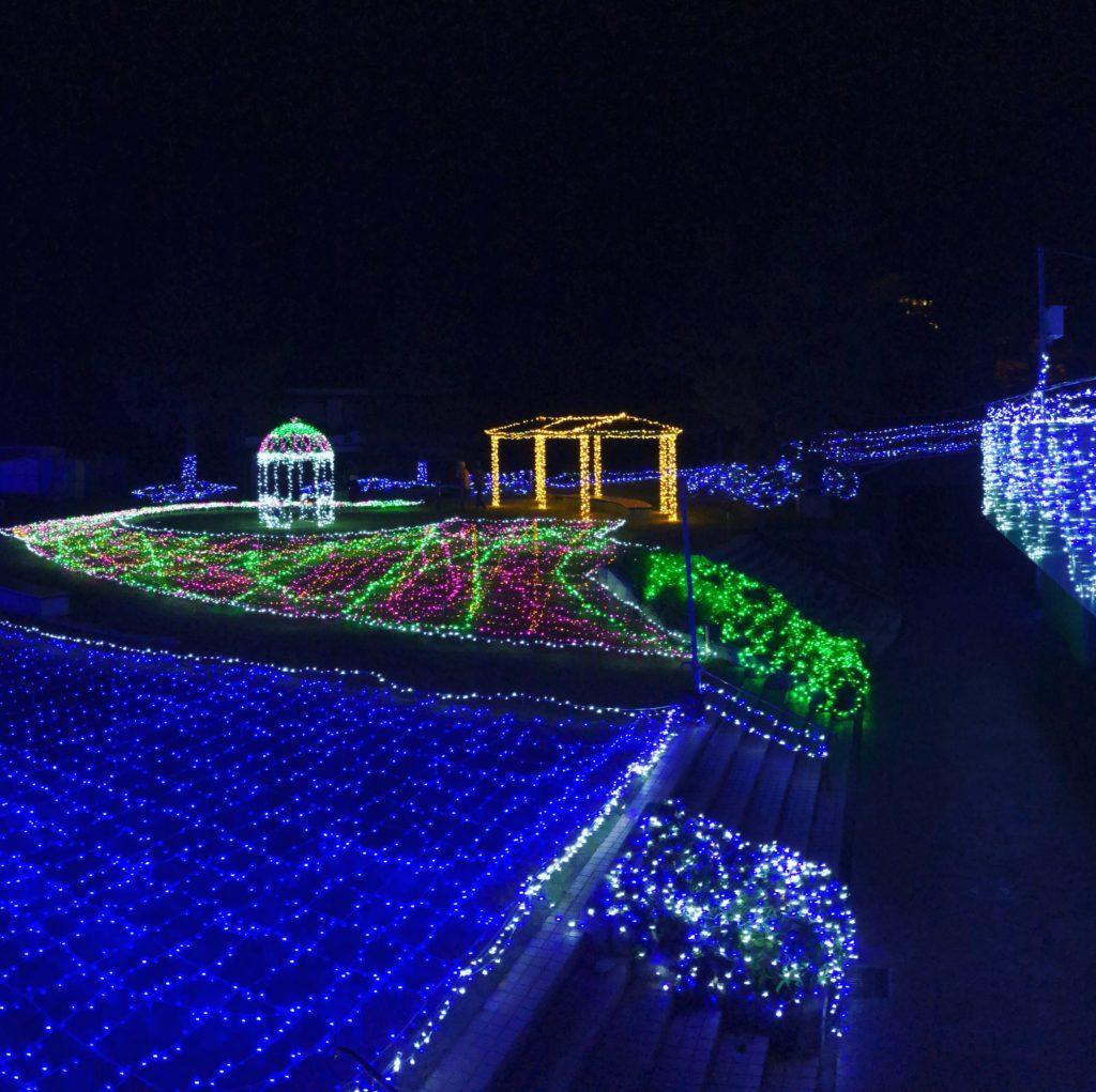 堂ヶ島イルミネーション