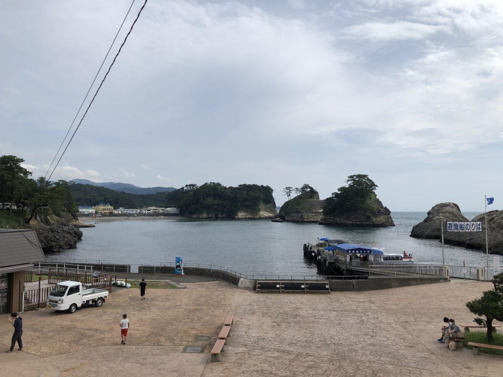 堂ヶ島公園
